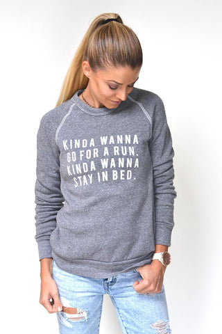 Live Easy Run Hard Sweatshirt