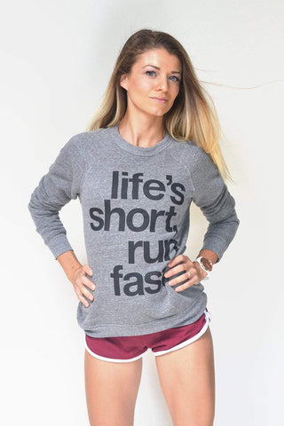 Kinda Wanna Run Sweatshirt