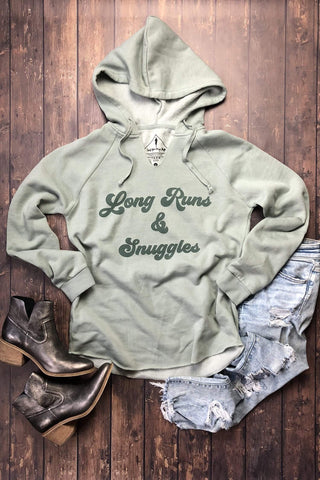 Long Runs & Snuggles - Women's