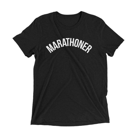 NYC Marathon Map T-shirt