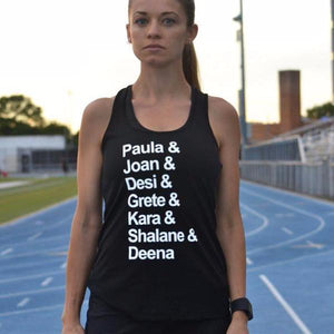 Elite Marathoner Women's Performance Tank - Sarah Marie Design Studio