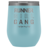 Runner Girl Gang Wine Tumbler - Sarah Marie Design Studio
