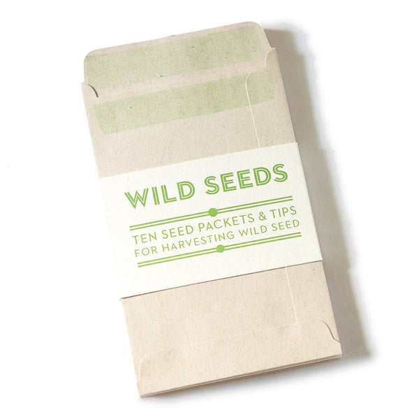WILD SEED PACKETS