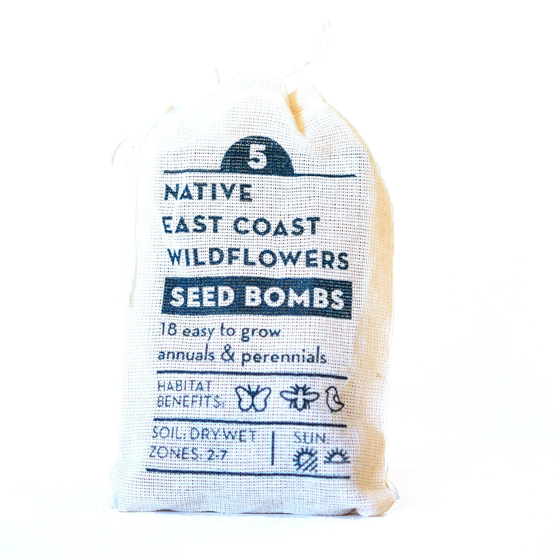 NATIVE EAST COAST WILDFLOWER SEED BOMBS