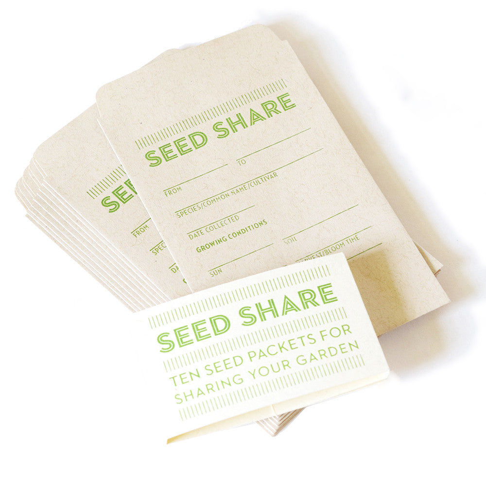 SEED SHARE PACKETS