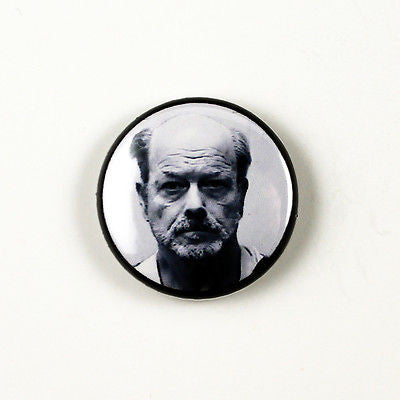 Denis Rader The BTK Strangler | 1 Inch Pinback Button | Serial Killer
