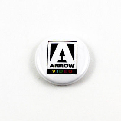 Arrow Video Logo | 1 Inch Pinback Button