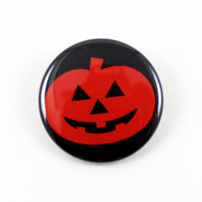 Halloween III Silver Shamrock Magic Pumpkin | 1 1/4 Inch Pinback Button