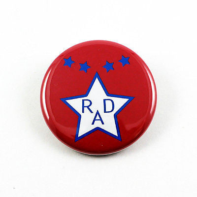 RAD Racing | 1 1/4 Inch Pinback Button