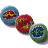 Comic Book Sound FX | Set of 3
