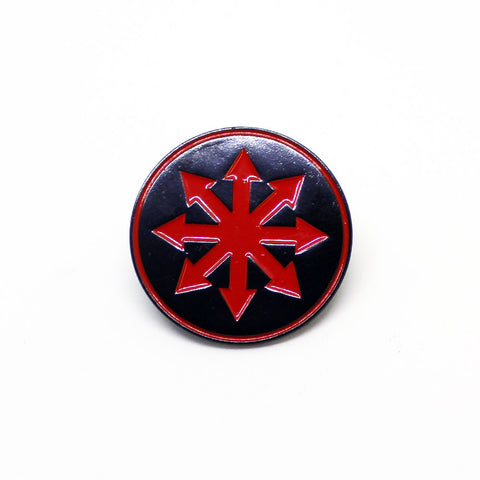 Chaos Star | Enamel Pin