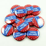 Vote Hillary | 1 Inch Pinback Button