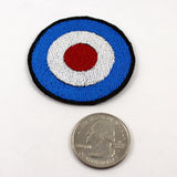 MOD Target | 2 Inch Patch | Fully Embroidered
