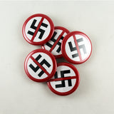 No Nazis! | Pinback Button