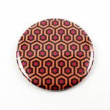 The Shining | Overlook Hotel Carpet Pattern | 3 Sizes