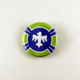 Starship Troopers United Citizen Federation Flag | Pinback Button