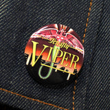Tenafly Viper Logo | Street Trash Button