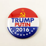 Trump / Putin 2016 | 2 1/4 Inch Pinback Button