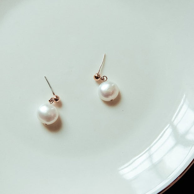 Adeline Pearl Earrings