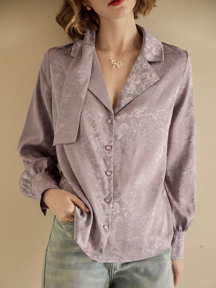 Rayna Peony Blouse/Simple Retro/22141