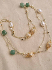 Pearl Ore Necklace