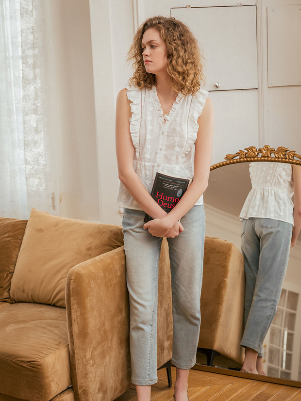 Nora Straight Jeans