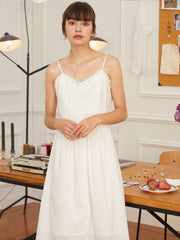 Adela cotton  camisole dress