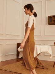 French Suspender Skirt