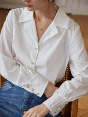 Ann Puff Sleeve Shirt