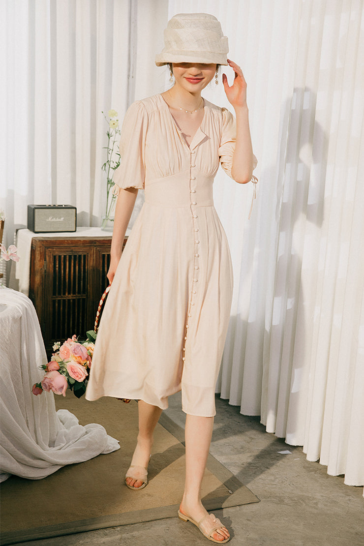Ophelia Chiffon Dress