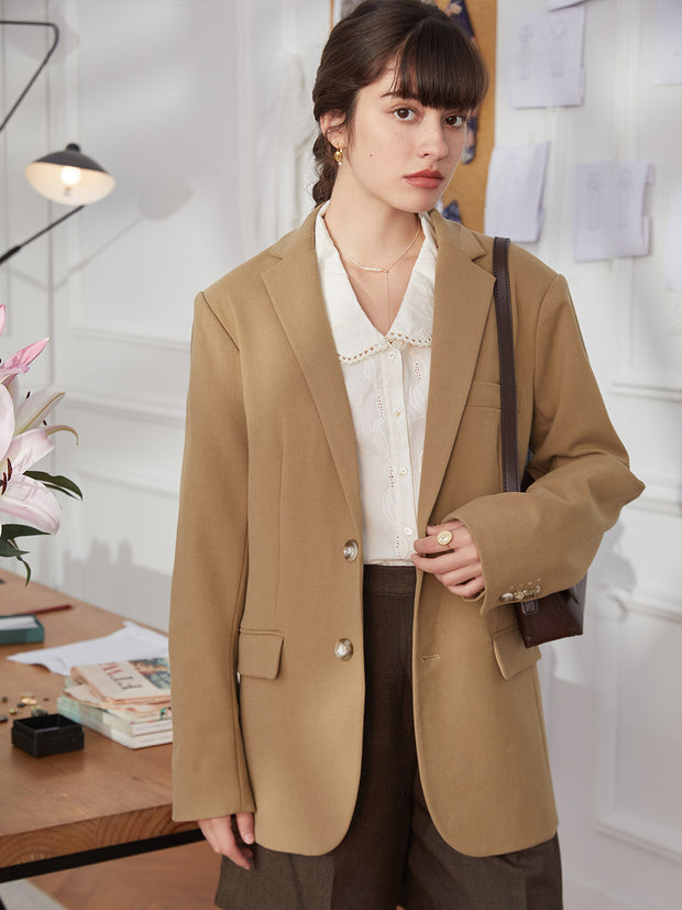 Ashley Wool Blazer