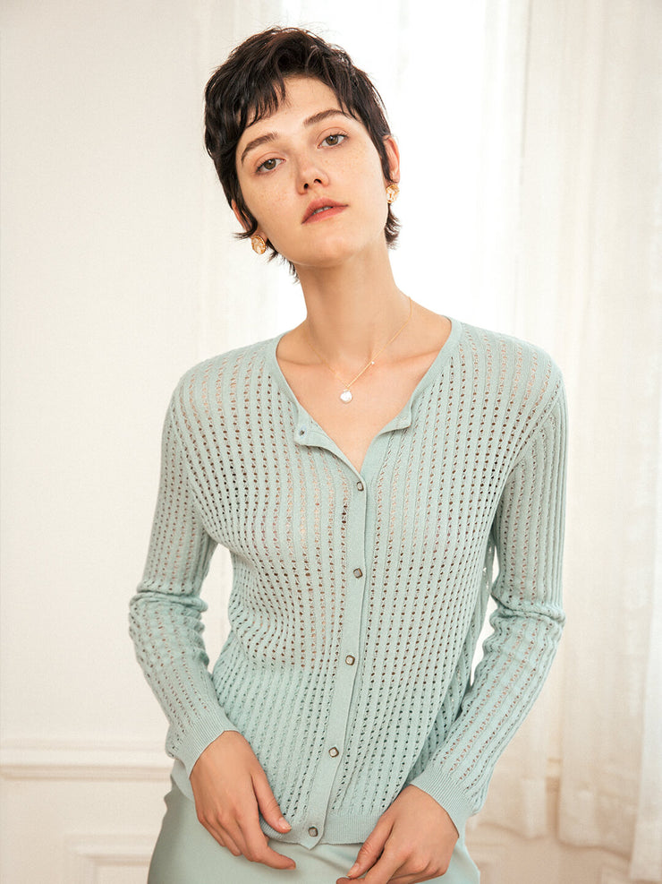 Elsa Knitted Cardigan