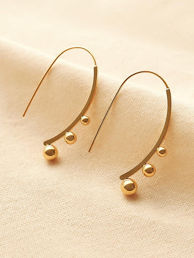 Clara Ear Hook/Simple Retro/33315
