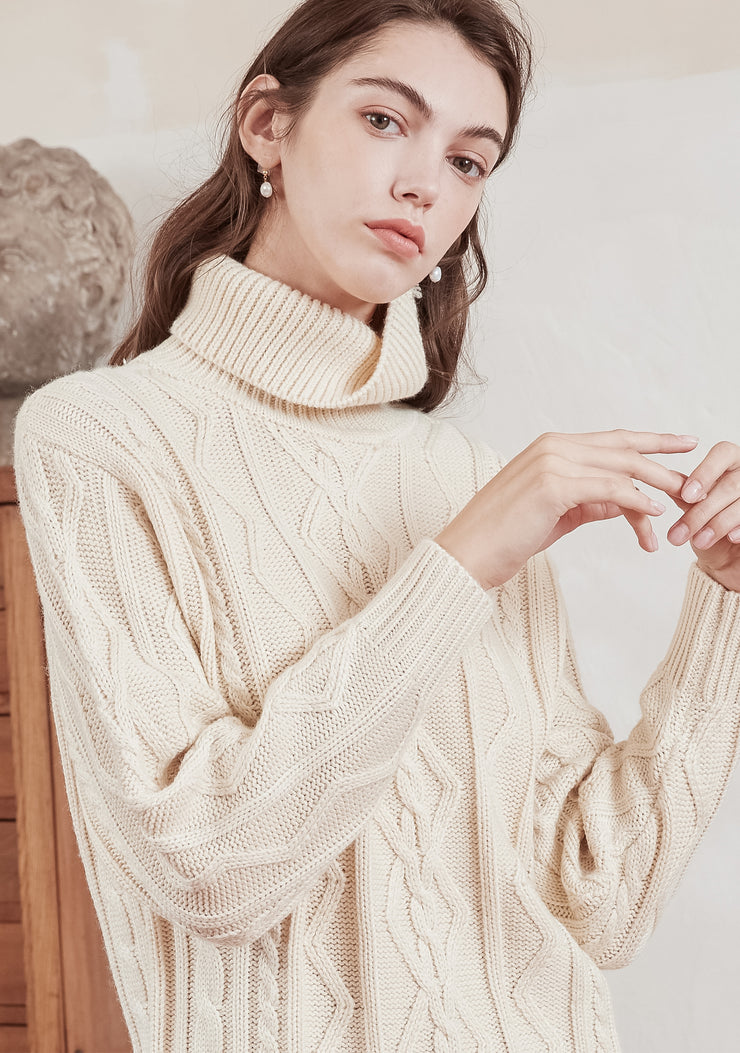 Rachel Wool Sweater