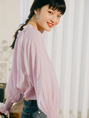 Ailie V-Neck Blouse