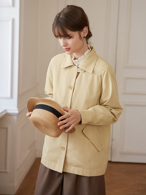 Darlene Trench Coat