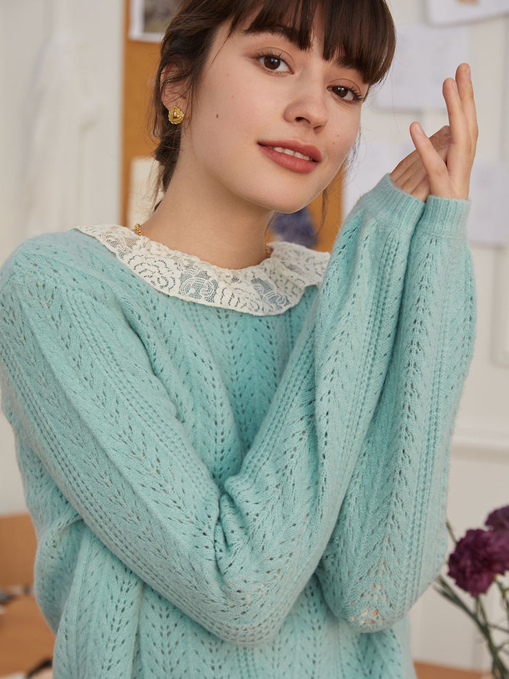 Eilene Knitting Cardigan