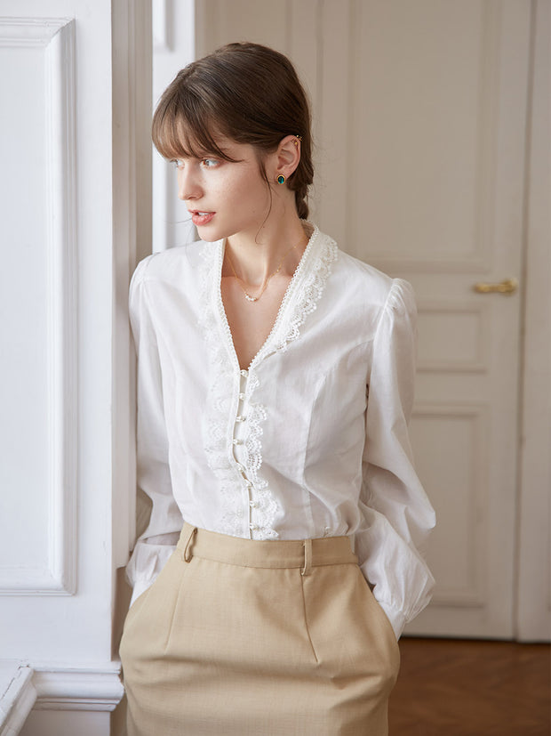 Amanda 100% Cotton Shirt