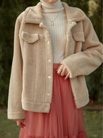 Jocelyn Coat/SIMPLE RETRO/55018