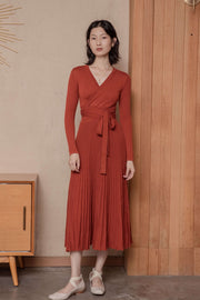 Emma Wool Dress