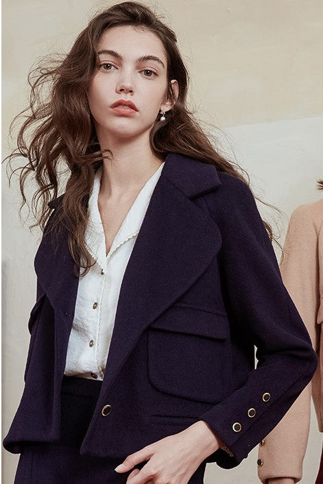 Apolline Wool Coat