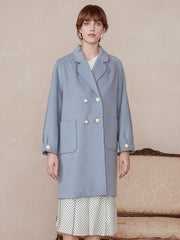 Chloe Wool Coat