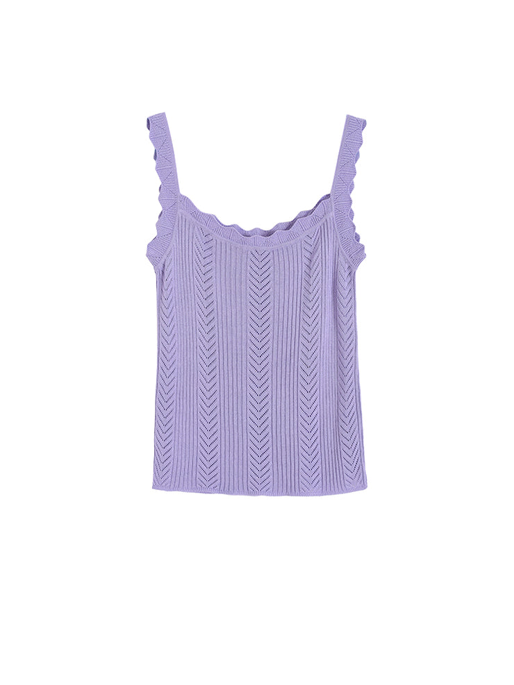 Gail  Knitted Vest