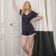 Lena Breathable Thin Pajamas