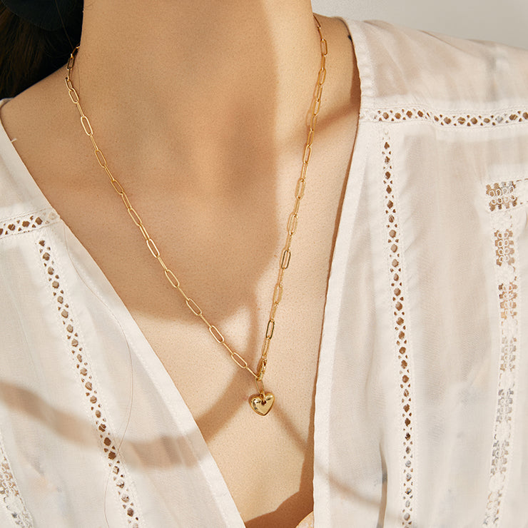 Nina Clavicle Necklace