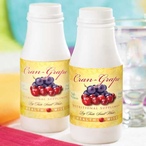On the Go Cran-Grape Drink