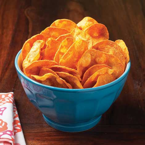 Protein BBQ Chips
