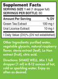 Rasperry Antioxidant Green Tea Extract
