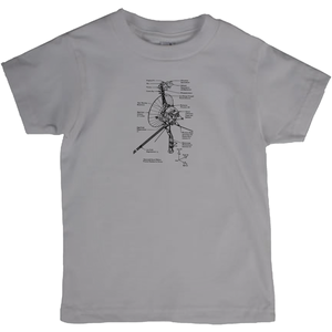 Voyager Diagram Kid's T-shirt
