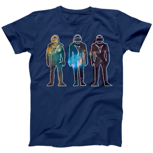 Apollo 11 Space People T-Shirt